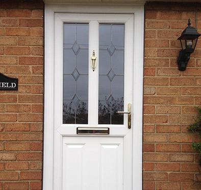 Upvc doors composite doors bi folding doors scarbrough for Black upvc patio doors